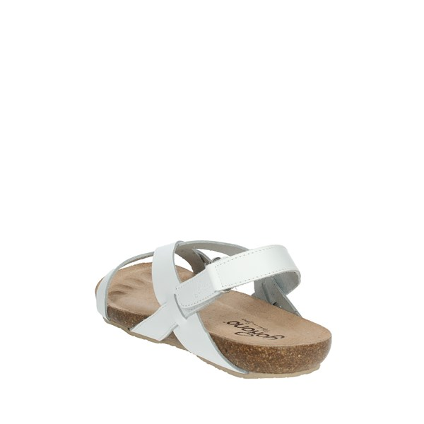 Yokono Shoes Sandals White IBIZA-718