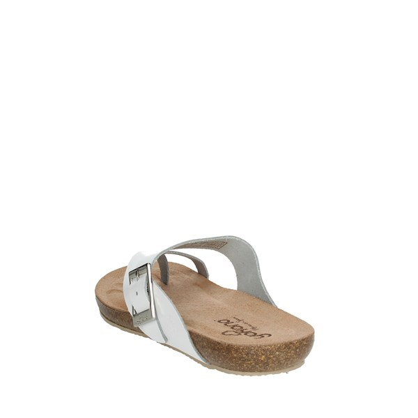 Yokono Shoes Sandals White IBIZA-013