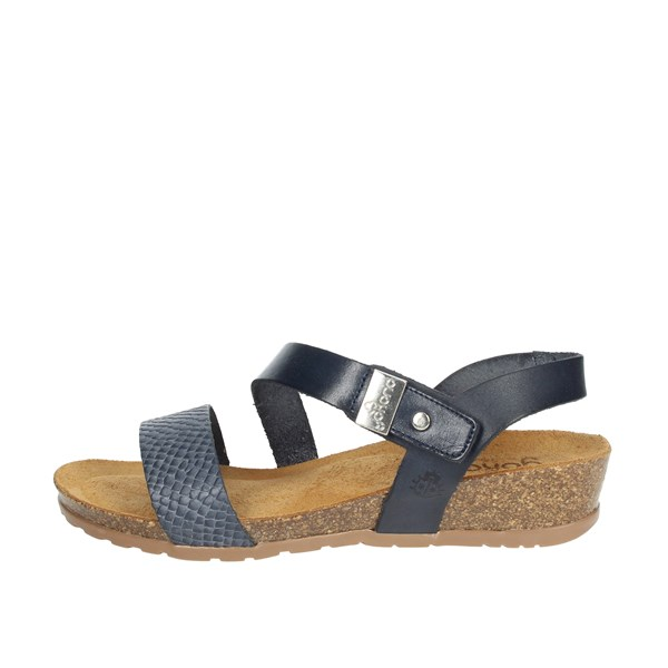 Yokono Shoes Sandals Blue CAPRI-042