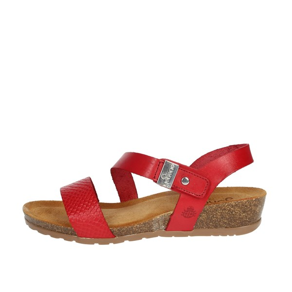 Yokono Shoes Sandals Red CAPRI-042