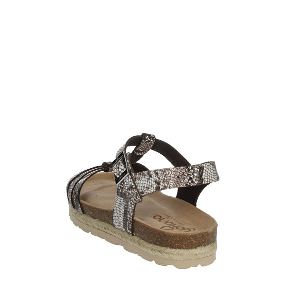 Yokono Shoes Sandals Brown JAVA-063