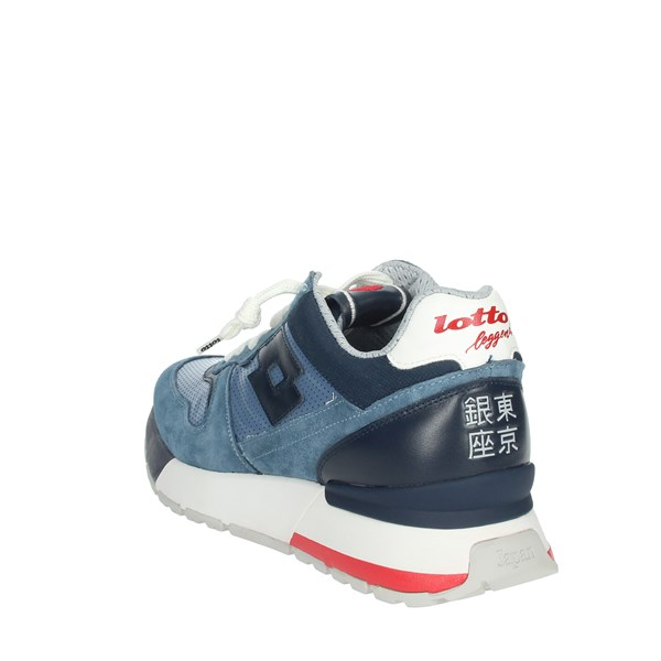 Lotto Leggenda Shoes Sneakers Light Blue 214028