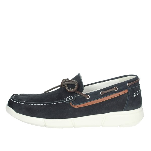 Lumberjack Shoes Moccasin Blue SM59902-002