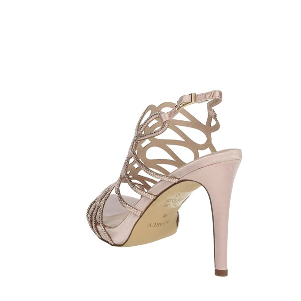 Azarey Shoes Sandals Light dusty pink 446C975