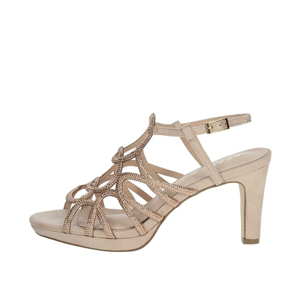 Azarey Shoes Sandals Light dusty pink 446C966