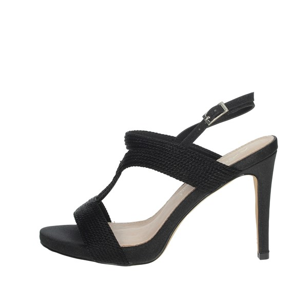 Azarey Shoes Sandals Black 446C972