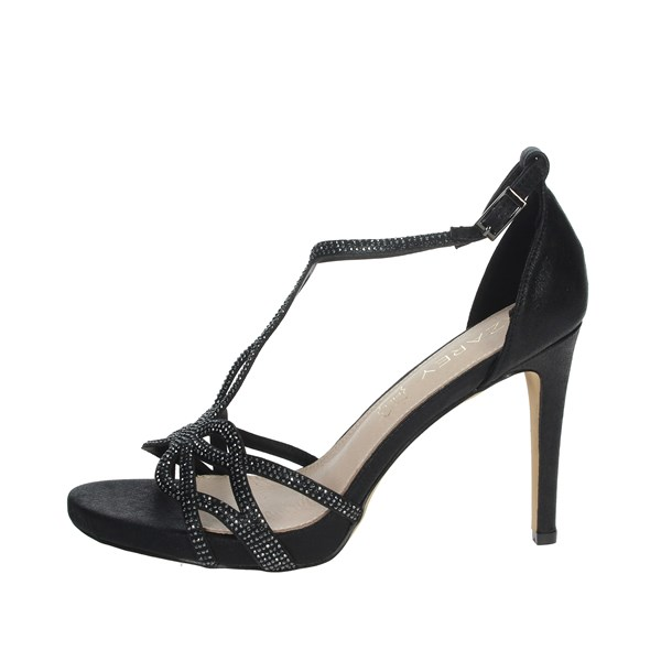 Azarey Shoes Sandals Black 446C974