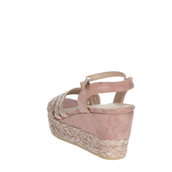 Azarey Shoes Sandals Light dusty pink 494D398