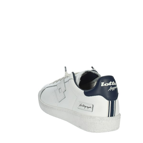 Lotto Leggenda Shoes Sneakers White/Blue 214020