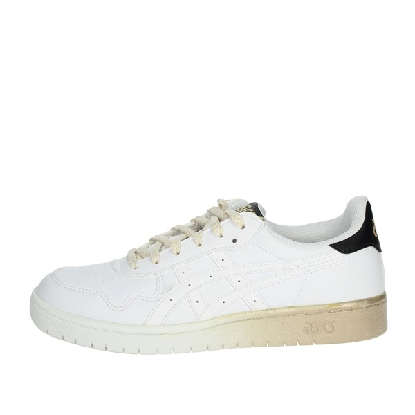 Asics Shoes Sneakers White/Gold 1192A196