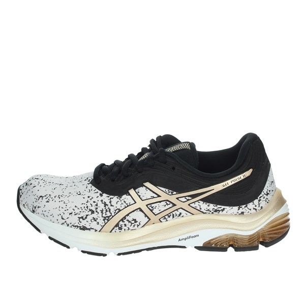 Asics Shoes Sneakers White/Black 1022A237