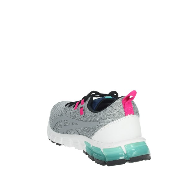 Asics Shoes Sneakers Grey/Fuchsia 1022A115