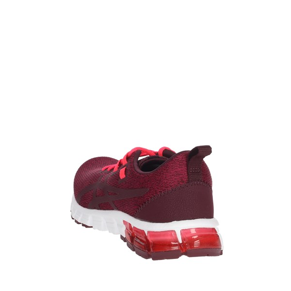 Asics Shoes Sneakers Red 1022A115