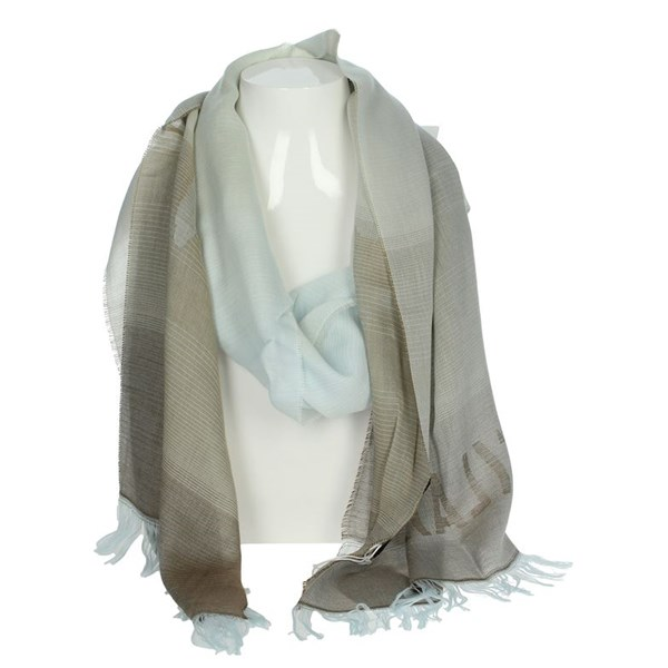 1 Classe Accessories Pashmina Brown Taupe S045 1185