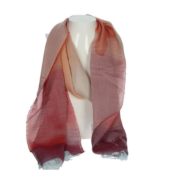 1 Classe Accessories Pashmina Red S045 1185