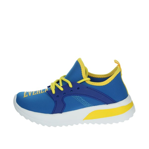 Everlast Shoes Sneakers Light Blue/Yellow EV911