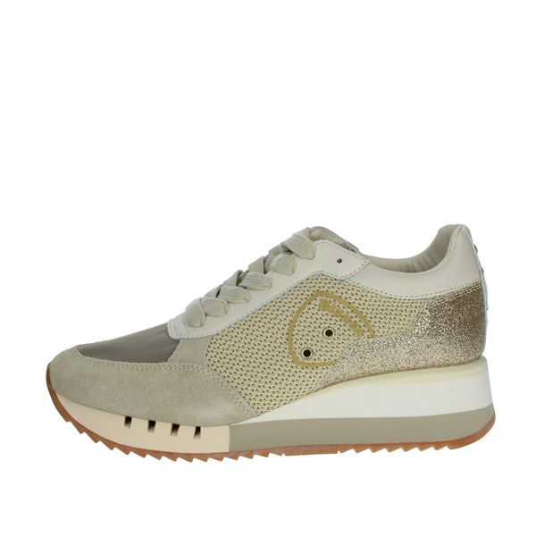 Blauer Shoes Sneakers Beige/gold S0CHARLOTTE05
