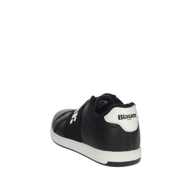 Blauer Shoes Sneakers Black S0BUZZ01