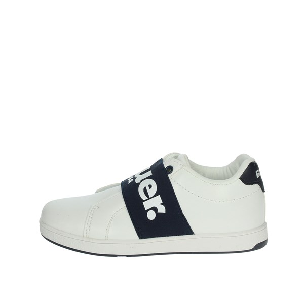 Blauer Shoes Sneakers White/Blue S0BUZZ01
