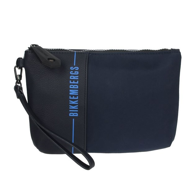 Bikkembergs Accessories Bags Blue PWE22011