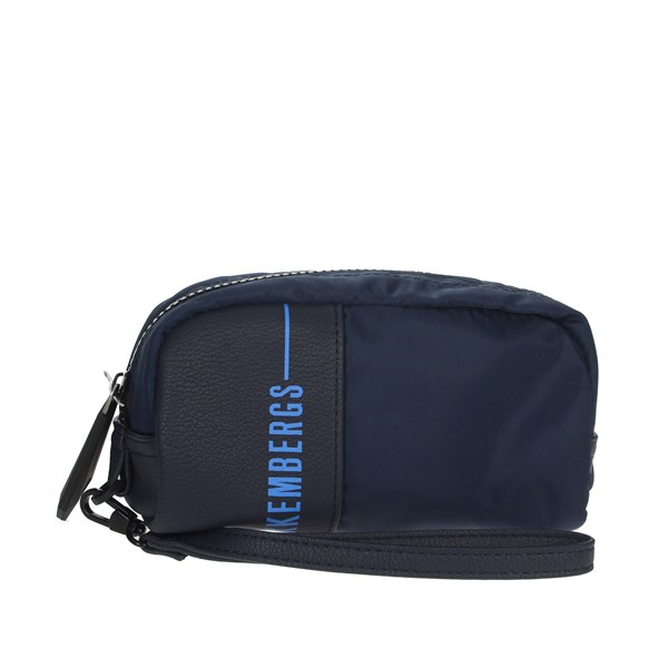 Bikkembergs Accessories Bags Blue PWE22010
