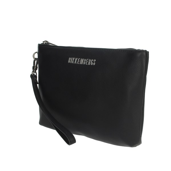 Bikkembergs Accessories Bags Black PWE21017