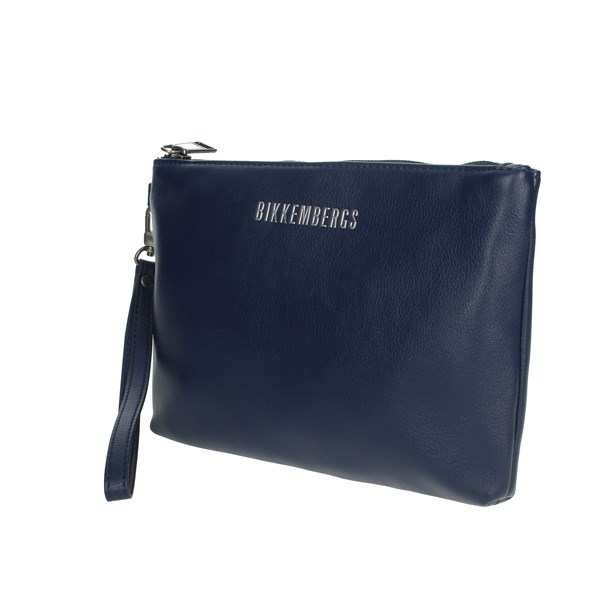 Bikkembergs Accessories Bags Blue PWE21017