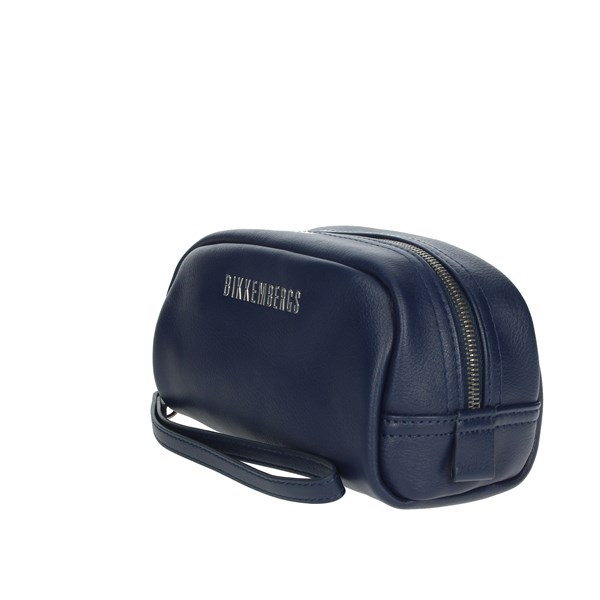 Bikkembergs Accessories Bags Blue PWE21016