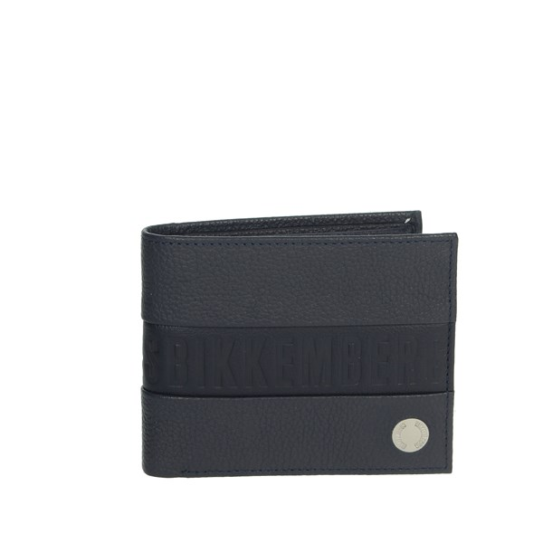 Bikkembergs Accessories Wallet Blue PME94305