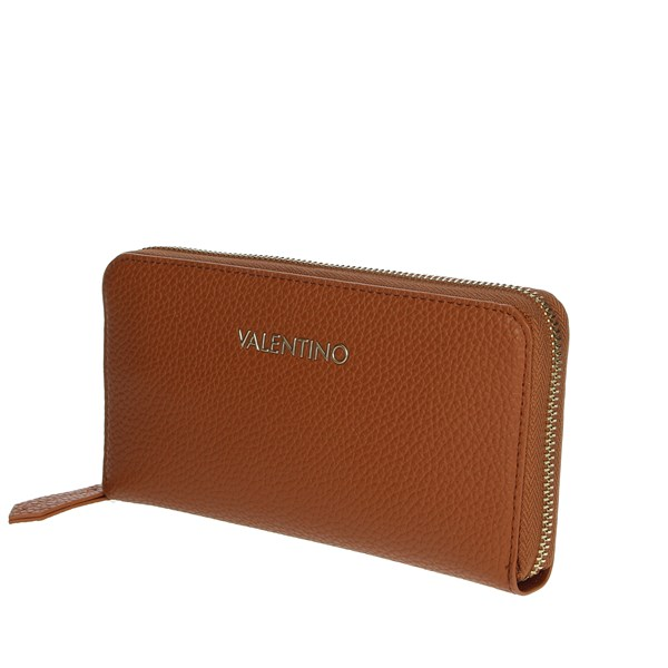 Valentino Mario Accessories Wallets Brown leather VPS2U8155