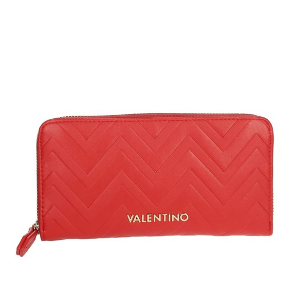 Valentino Mario Accessories Wallets Red VPS3SR155