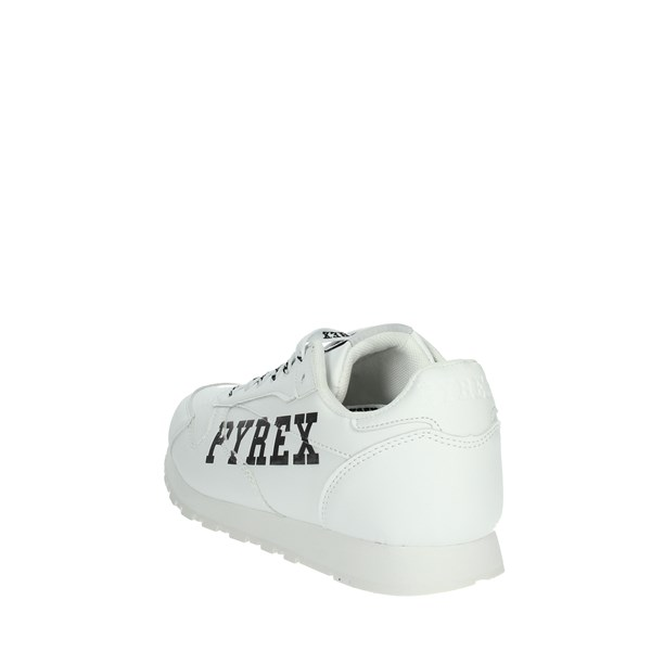 Pyrex Shoes Sneakers White PY020235B
