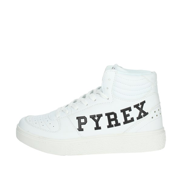 Pyrex Shoes Sneakers White PY020234