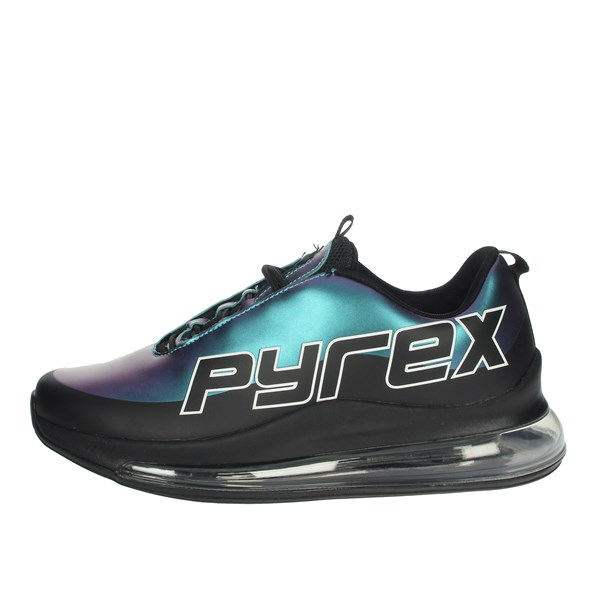 Pyrex Shoes Sneakers Black PY020211