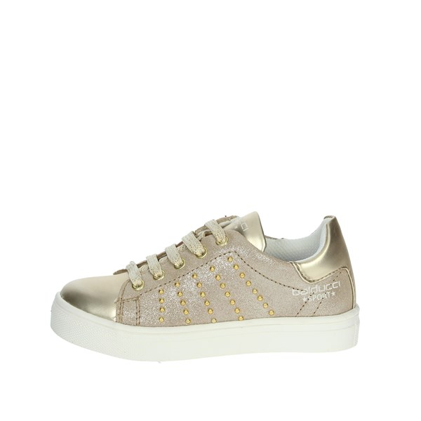 Balducci Shoes Sneakers Gold BS1261