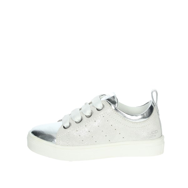 Balducci Shoes Sneakers Silver BS1264