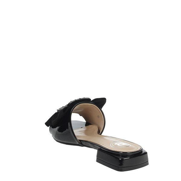 Laura Biagiotti Shoes Clogs Black 6134
