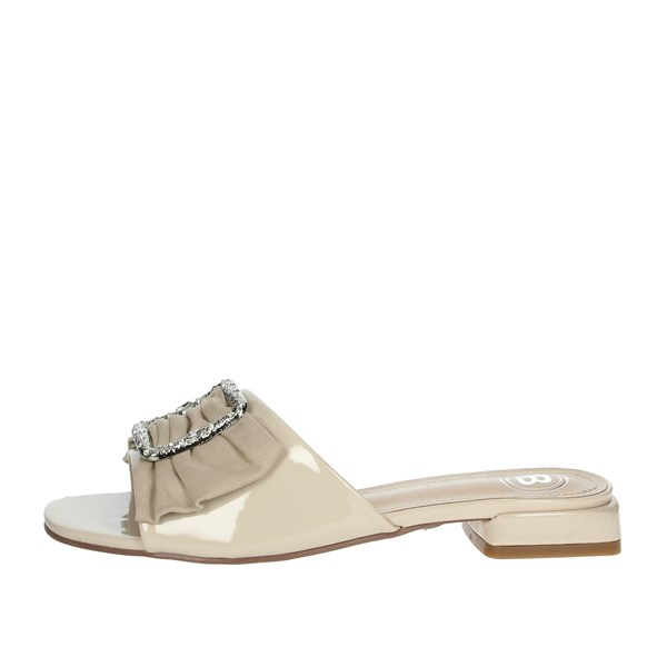 Laura Biagiotti Shoes Clogs Beige 6134