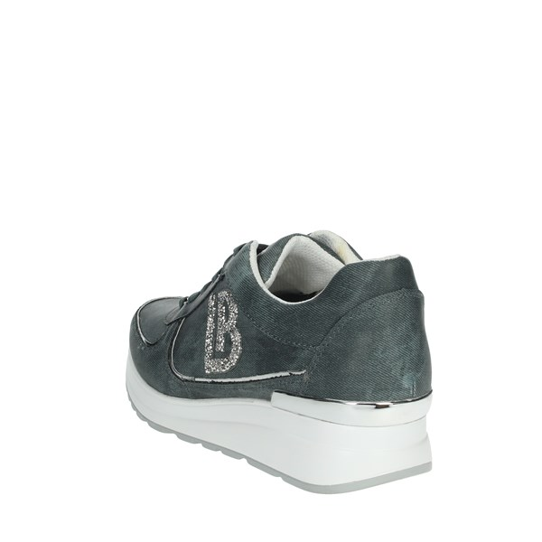 Laura Biagiotti Shoes Sneakers Blue 6104
