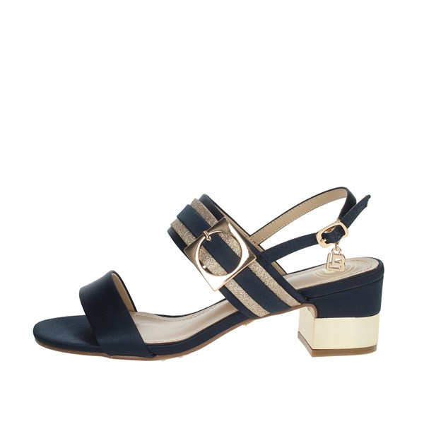 Laura Biagiotti Shoes Sandals Blue 6159