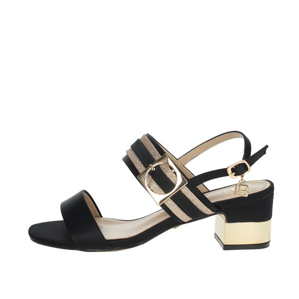 Laura Biagiotti Shoes Sandals Black 6159