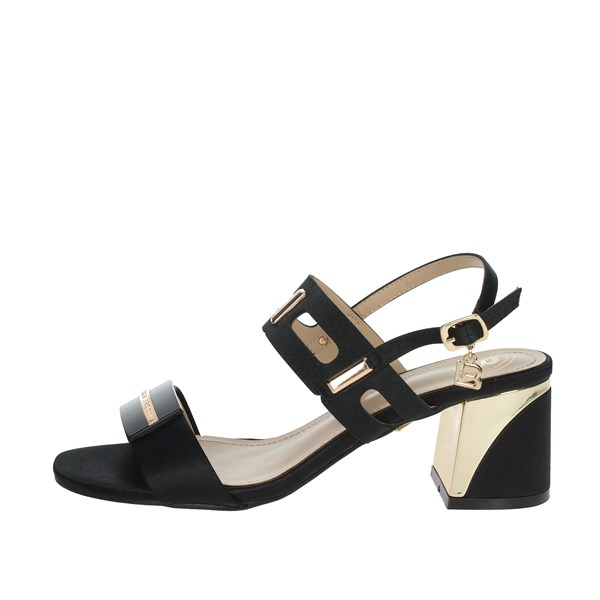 Laura Biagiotti Shoes Sandals Black 6151
