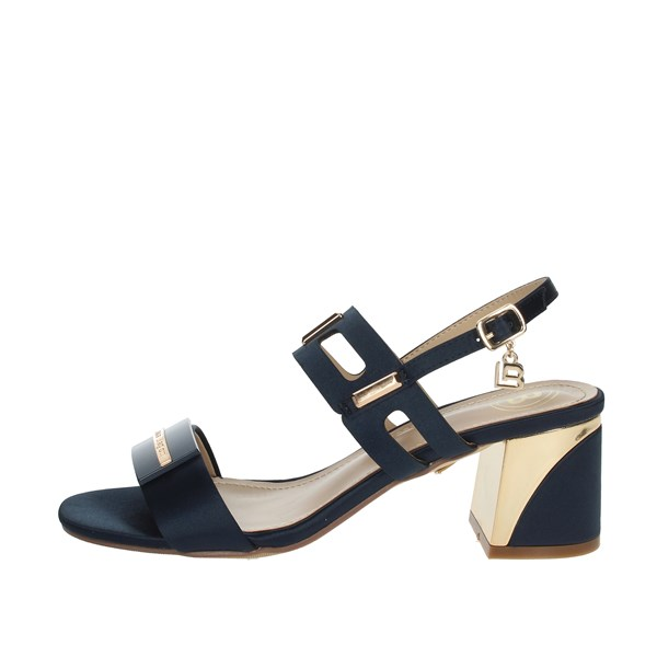 Laura Biagiotti Shoes Sandals Blue 6151