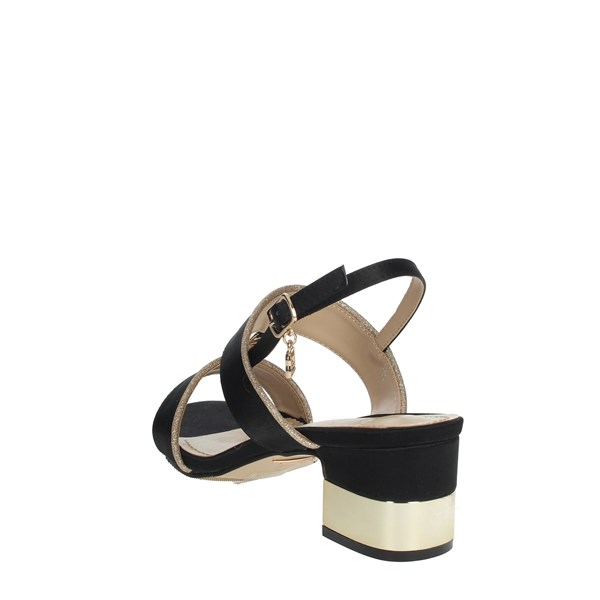 Laura Biagiotti Shoes Sandals Black 6157