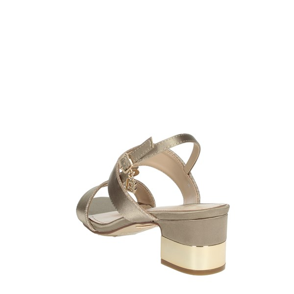 Laura Biagiotti Shoes Sandals Bronze  6157
