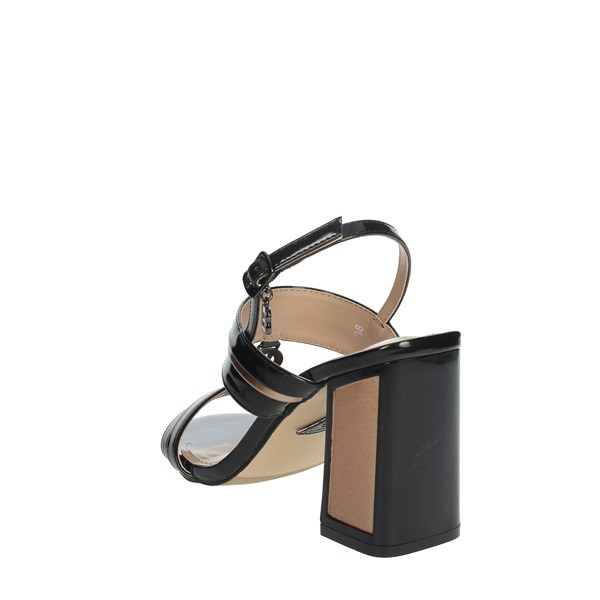 Laura Biagiotti Shoes Sandals Black 6303