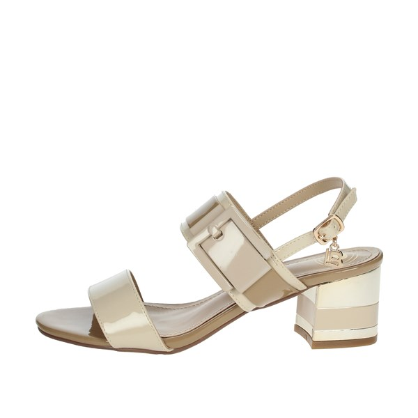 Laura Biagiotti Shoes Sandals Beige 6011