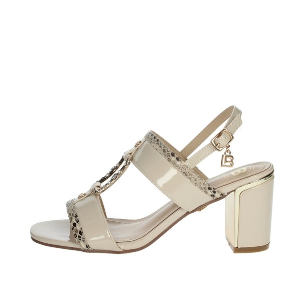 Laura Biagiotti Shoes Sandals Beige 6136