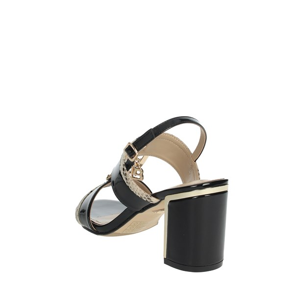 Laura Biagiotti Shoes Sandals Black 6136