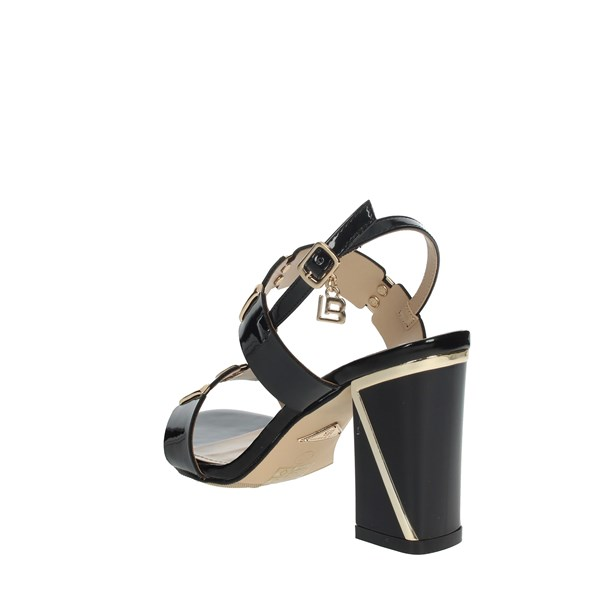 Laura Biagiotti Shoes Sandals Black 6156
